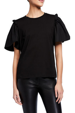 English Factory Flare Sleeve Top - Product List Image