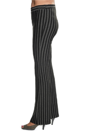 CAPOTE Flare Striped Pant - Front full body