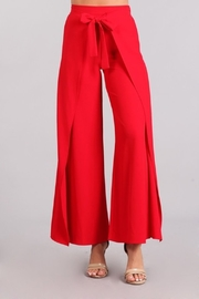 Blvd Flare Style pants - Front cropped