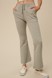 Listicle Flare Sweat Pants - Product Mini Image