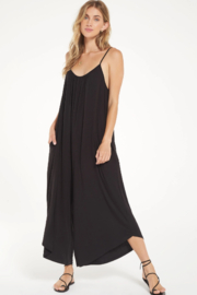 z supply Flared Jumpsuit - Front full body