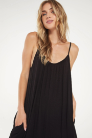 z supply Flared Jumpsuit - Front cropped