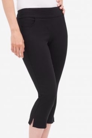 Tribal Flatten it black pant - Product Mini Image