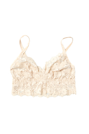 Flawless Lace Bralette - Product Mini Image