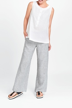 Flax Linen Pant Full Leg - Alternate List Image