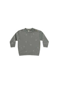 Quincy Mae Fleece Basic Sweatshirt - Alternate List Image