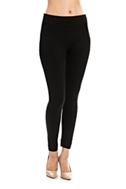 Vanilla Monkey Fleece Lined Leggings - Product Mini Image
