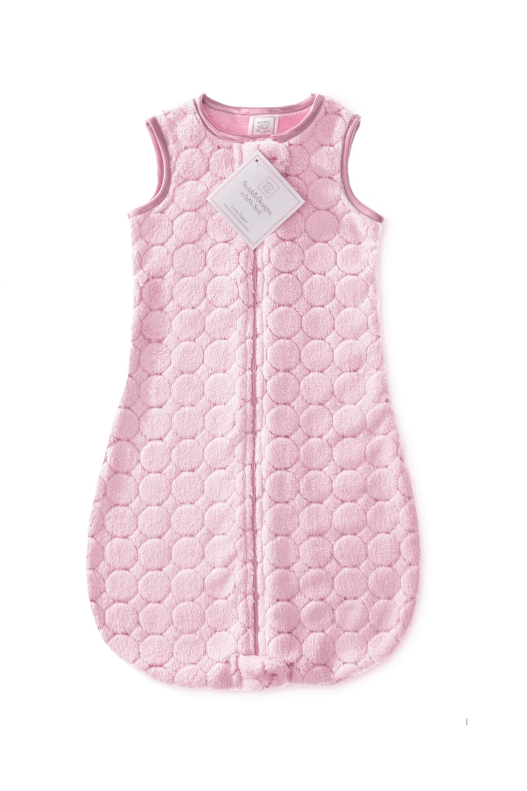Swaddle Designs Fleece zzZipMe Sack - Front Cropped Image