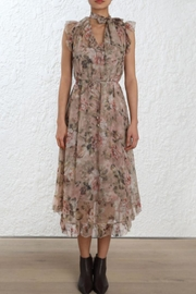 Zimmermann Fleeting Frill Dress - Product Mini Image