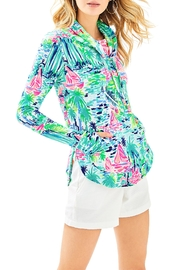 Lilly Pulitzer Fletcher Pullover - Product Mini Image