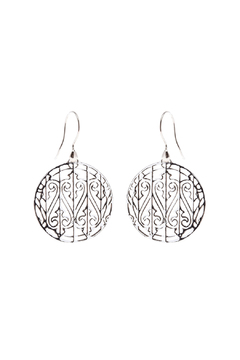 Shoptiques Product: Double Cicle Earring