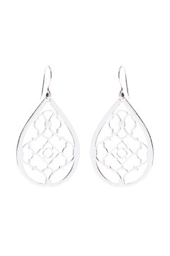 Shoptiques Product: Tear Drop Earring