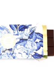 Alicja Confections Fleur De Sel Dark Postcard Chocolate Bar - Product Mini Image