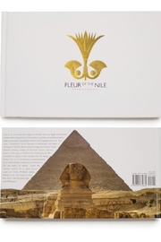 The Birds Nest FLEUR OF THE NILE BOOK - Product Mini Image