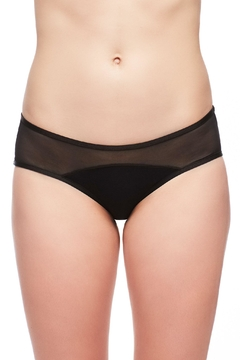 Fleur't Mesh Insert Boyshort - Alternate List Image