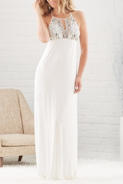 Shoptiques Product: Silk Trim Gown