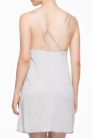 Fleur't Strappy Guipure Chemise - Front full body