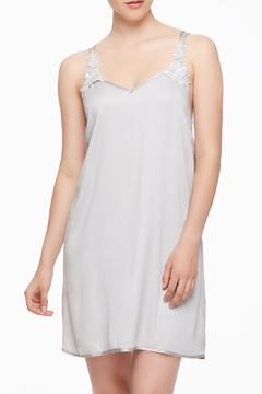Shoptiques Product: Strappy Guipure Chemise