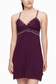 Fleur't With Me California Dreaming Chemise - Front cropped