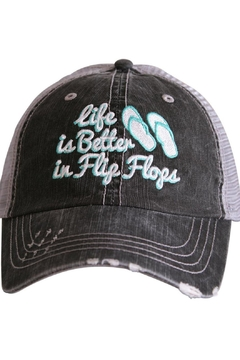 Shoptiques Product: Flip Flops Hat