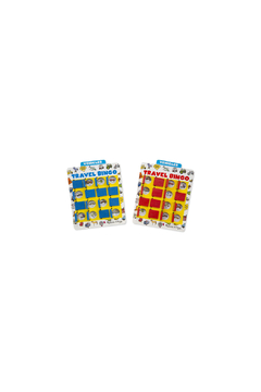 Melissa and Doug Flip To Win Travel Bingo - Product List Image