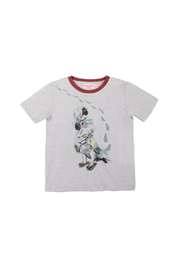 Paper Wings Flippin Classic Organic T Shirt - Front cropped