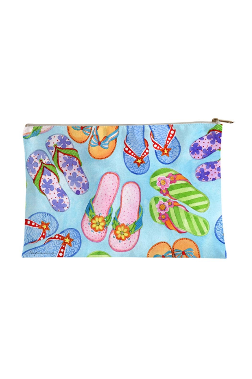 Sally Eckman Roberts Flipping Out Pouch - Main Image