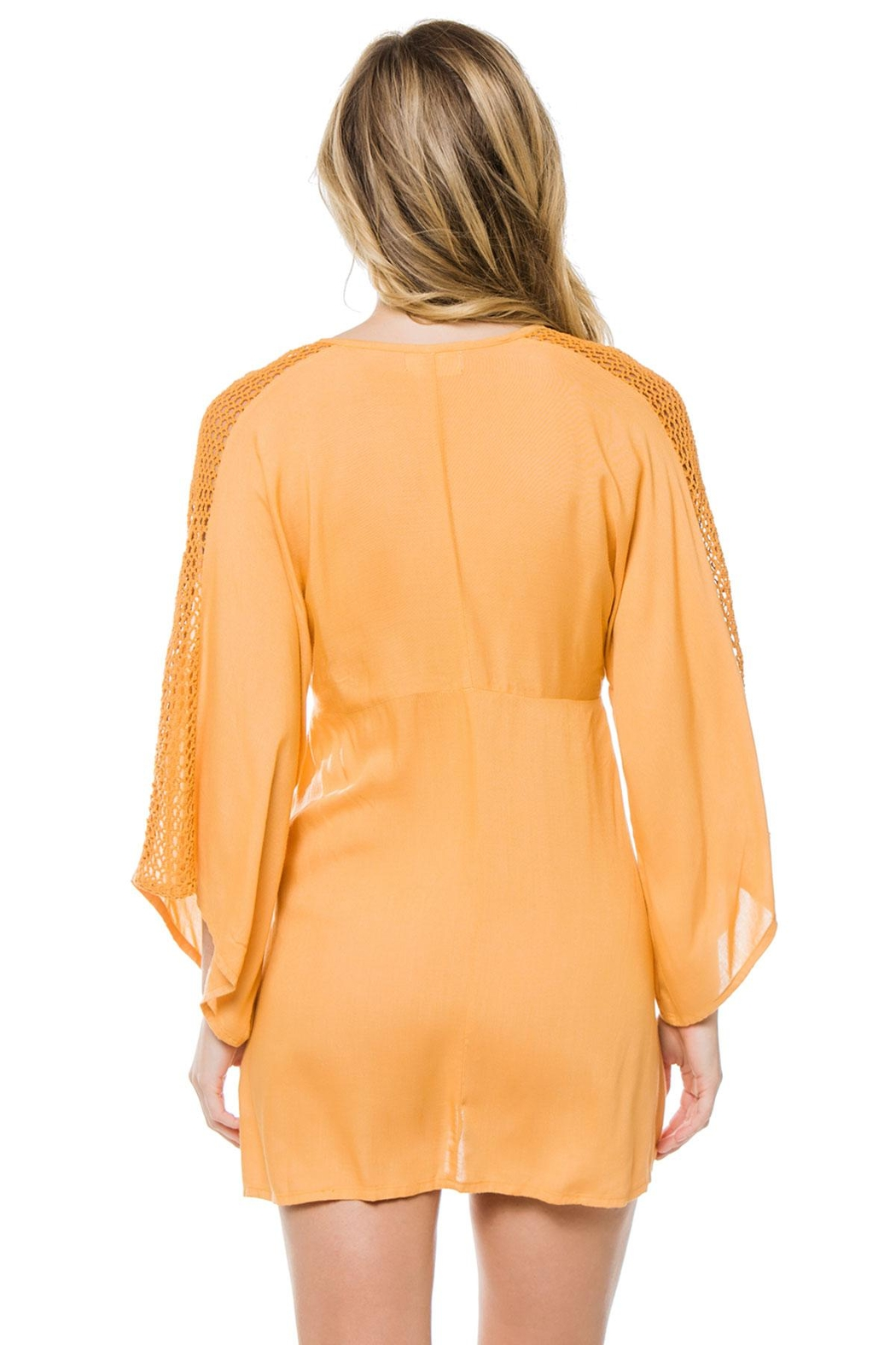 Bohome Flirty Coverup - Front Full Image