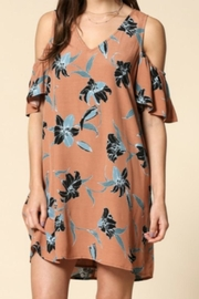 By Together Flirty Floral Dress - Product Mini Image