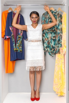 MODChic Couture Flirty Fringe Co-Ord - Product List Image