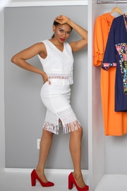 MODChic Couture Flirty Fringe Co-Ord - Side cropped