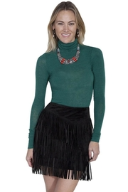 Scully Flirty Fringe Skirt - Front cropped