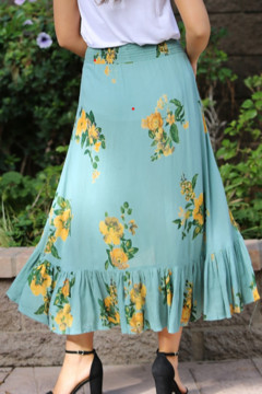 Nostalgia Flirty Garden Skirt - Alternate List Image