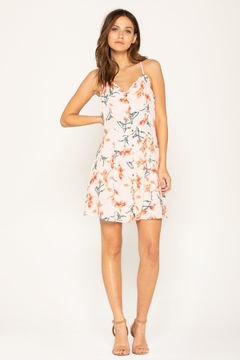 Miss Me Flirty Shift Dress - Product List Image