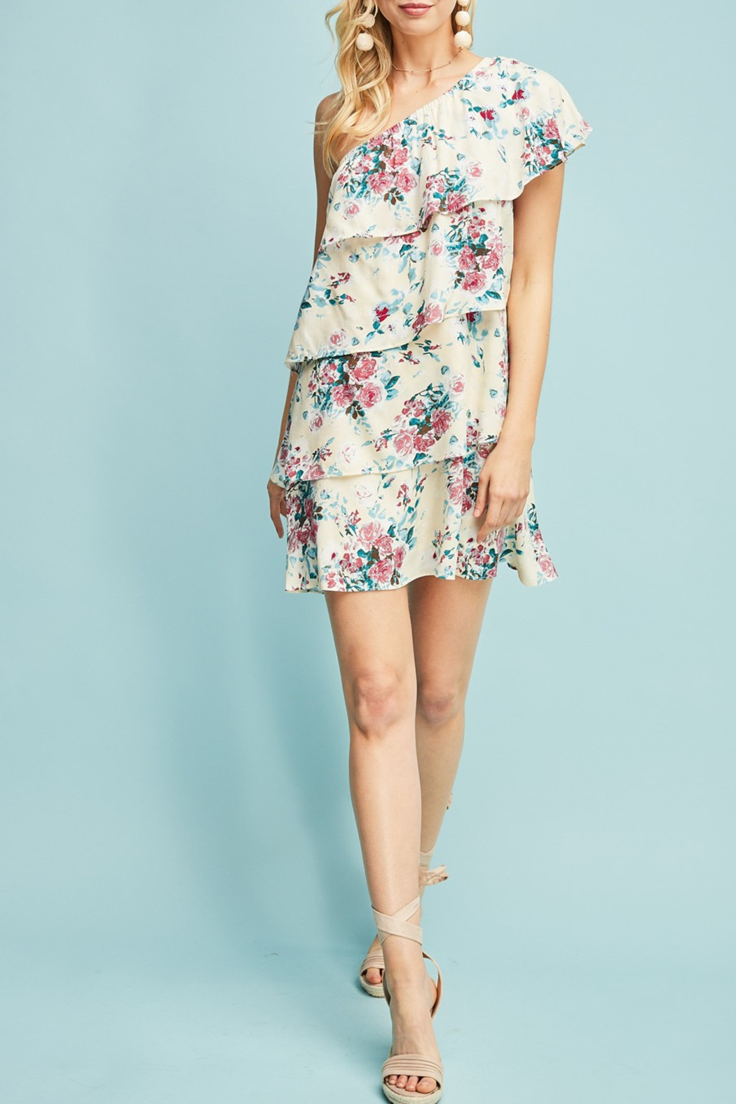 cd95d53802e0 Entro Flirty Summer dress from Mississippi by Exit 16 - Diamondhead ...