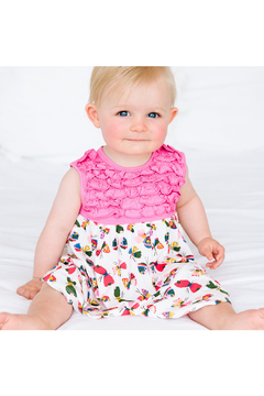 Magnetic Me Flitter Flutter Dress & Diaper Cover - Alternate List Image