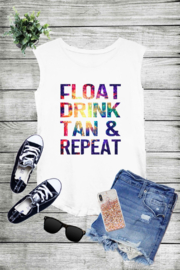 Caramelo Trend FLOAT DRINK TAN & REPEAT - Product Mini Image