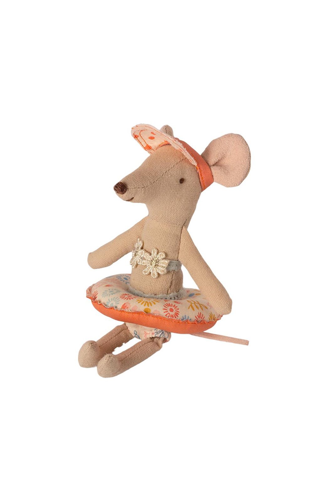 Maileg Float For Small Mouse - Flower - Front Full Image