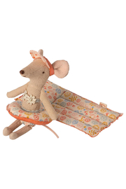 Maileg Float For Small Mouse - Flower - Side cropped