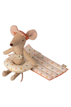 Maileg Float For Small Mouse - Multi Dots - Alternate List Image