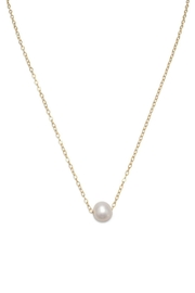 Wild Lilies Jewelry  Floating Pearl Necklace - Product Mini Image