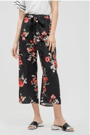 Blu Pepper Flora Belted Pants - Product Mini Image