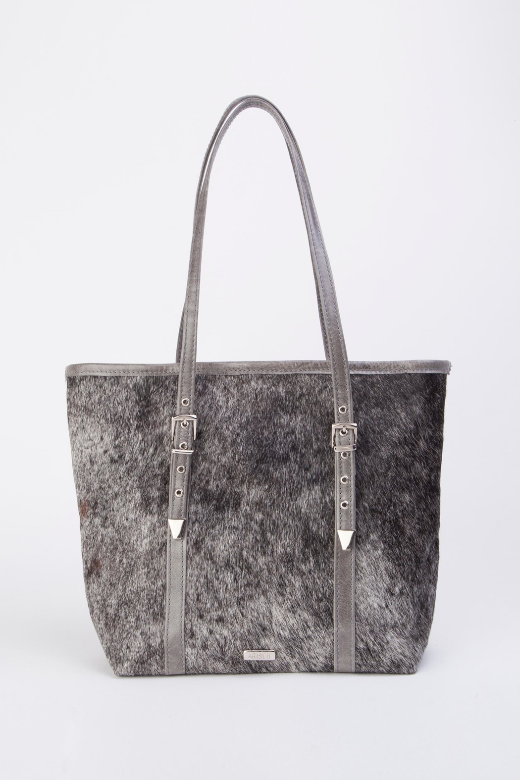 Arisch Flora Leather Tote - Main Image