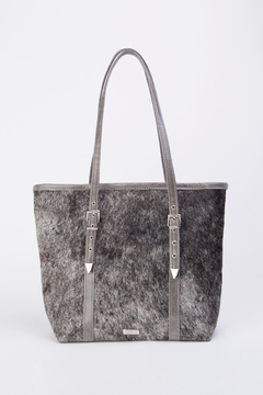 Arisch Flora Leather Tote - Product List Image