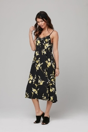 Knot Sisters Flora Midi Dress - Side cropped