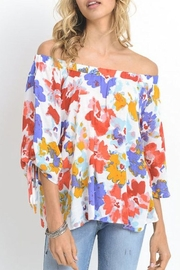 Jodifl Floral 3/4 Sleeve - Product Mini Image