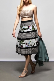 nisse Floral A-Line Skirt - Product Mini Image