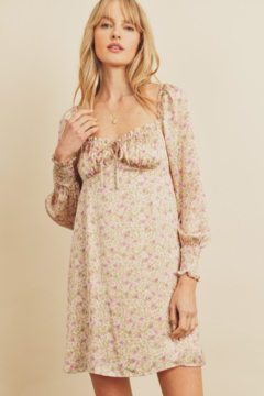 dress forum Floral Babydoll Dress - Product List Image