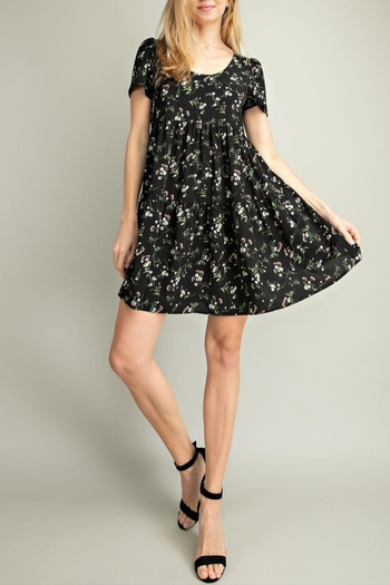 Mittoshop Floral Babydoll Dress from California by Apricot Lane - Folsom — Shoptiques