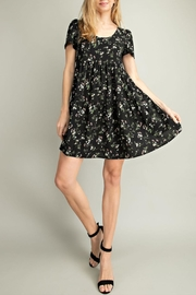 Mittoshop Floral Babydoll Dress - Product Mini Image